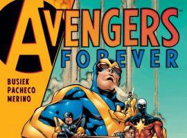 AVENGERS FOREVER #2