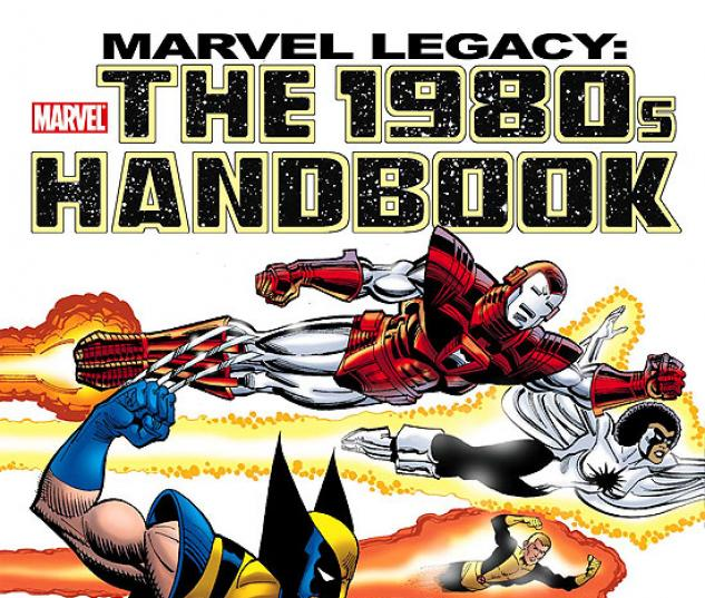 Marvel Legacy: The 1980s (2006) #3