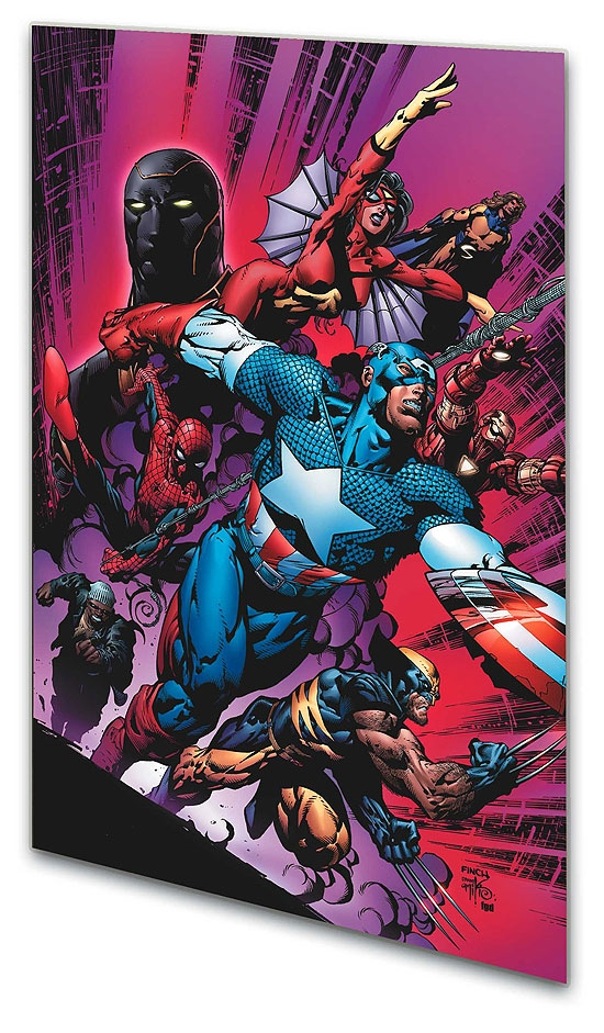New Avengers Vol. 3: Secrets & Lies (Trade Paperback)