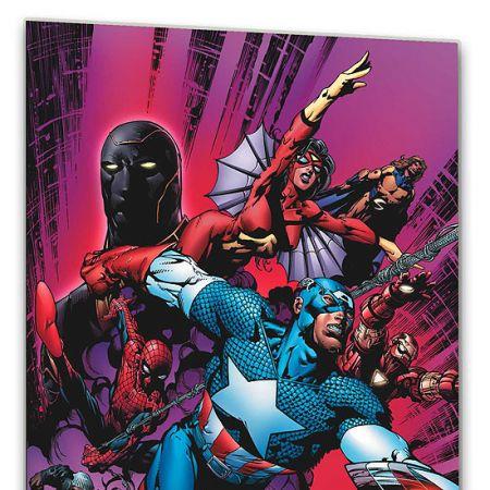New Avengers Vol. 3: Secrets & Lies (Trade Paperback)