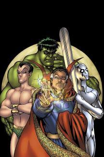 Defenders (2005) #1