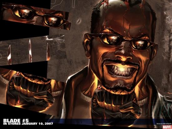 Blade (2006) #5 Wallpaper