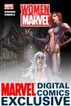 WOMEN OF MARVEL DIGITAL (2010) #2