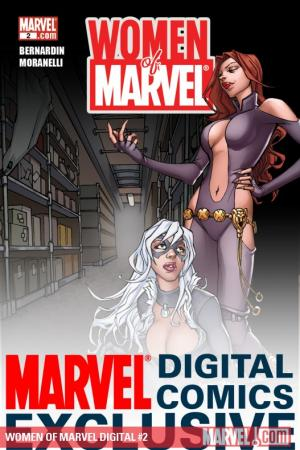 WOMEN OF MARVEL: MEDUSA DIGITAL COMIC (2010) #1