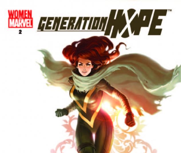 Generation Hope #2 Women of Marvel Variant