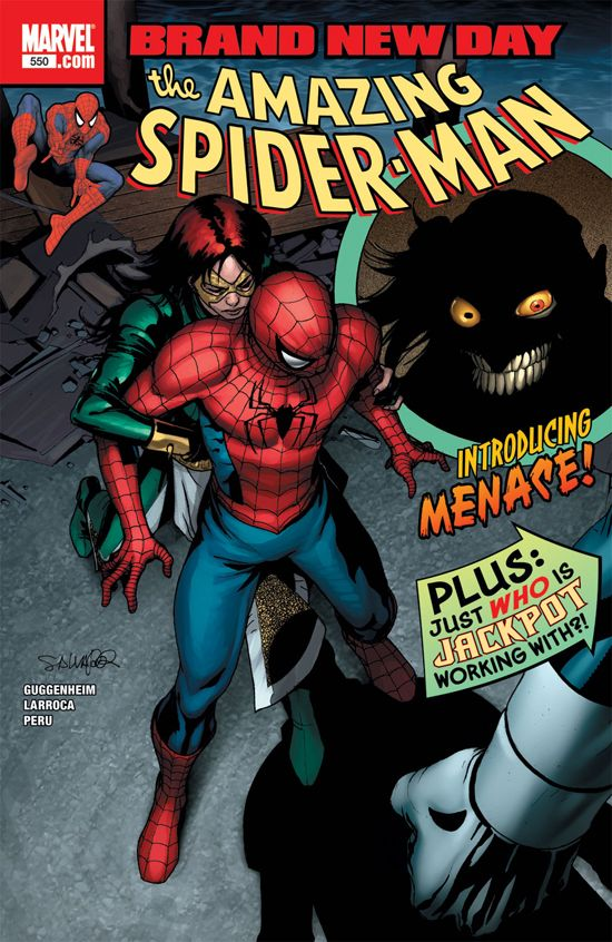 Amazing Spider-Man (1999) #550