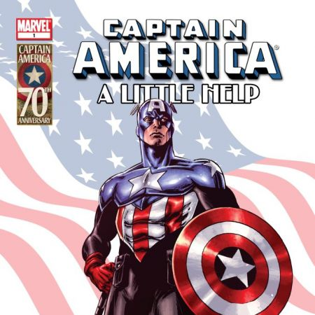 Captain America: A Little Help #1