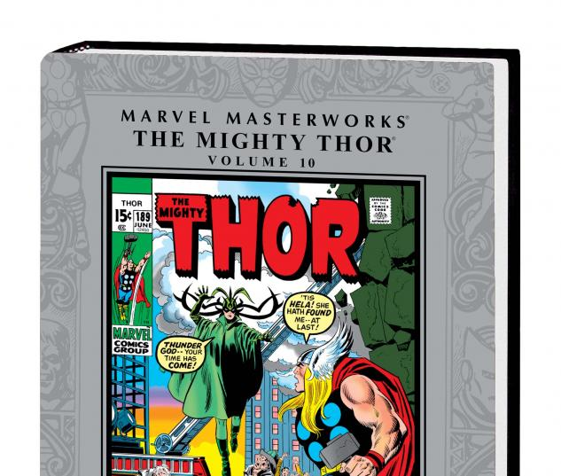 Marvel Masterworks: Mighty Thor Vol. 10 HC