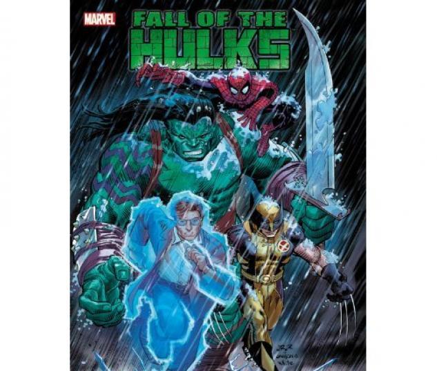 Incredible Hulk: Fall of the Hulks