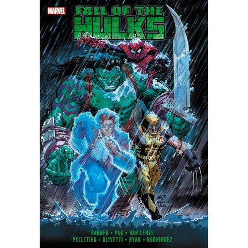 Incredible Hulks: Fall of the Hulks (Hardcover)