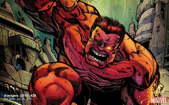 Avengers (2010) #28