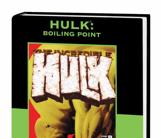 HULK: BOILING POINT PREMIERE HC VARIANT (DM ONLY)