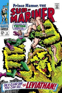 Sub-Mariner (1968) #3