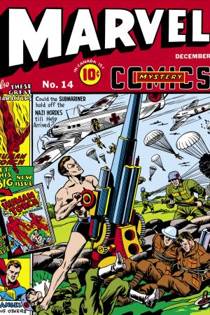 Marvel Mystery Comics (1939) #14