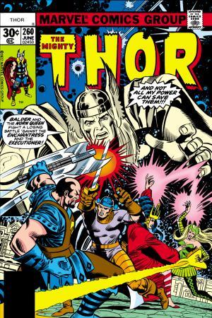 Thor (1966) #260