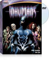 Inhumans on DVD