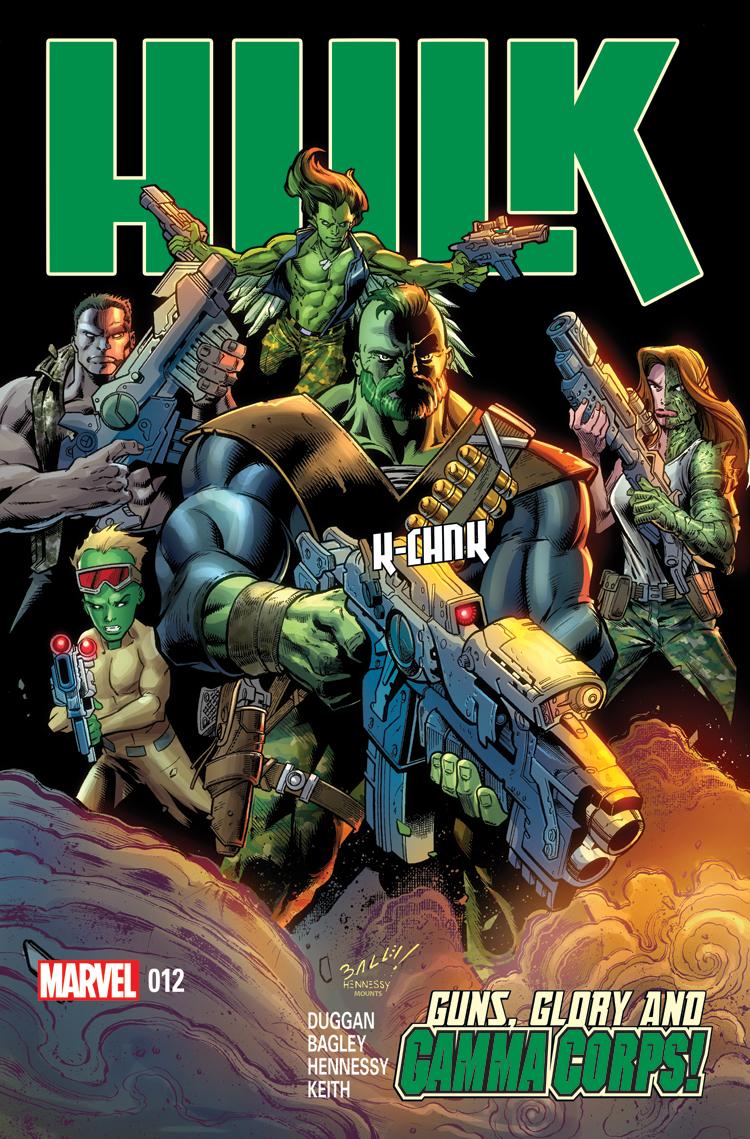 Hulk (2014) #12