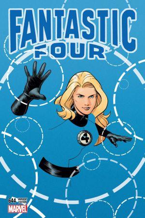 Fantastic Four (2014) #644 (Shaner Character Variant)