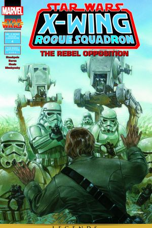 Star Wars: X-Wing Rogue Squadron #4