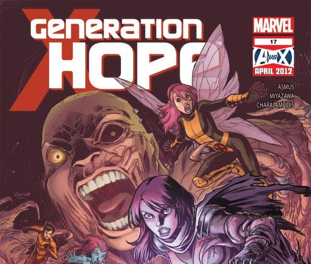 GENERATION HOPE (2010) #17