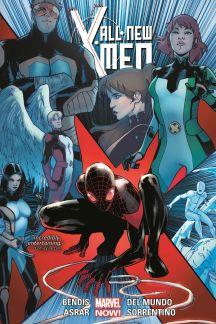 ALL-NEW X-MEN VOL. 4 (Hardcover)