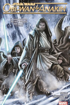 Star Wars: Obi-Wan and Anakin (Trade Paperback)