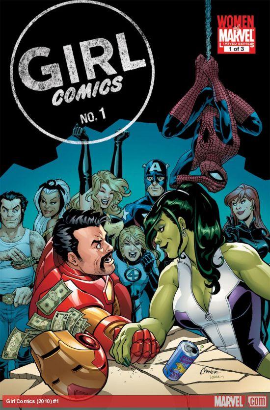 Girl Comics (2010) #1