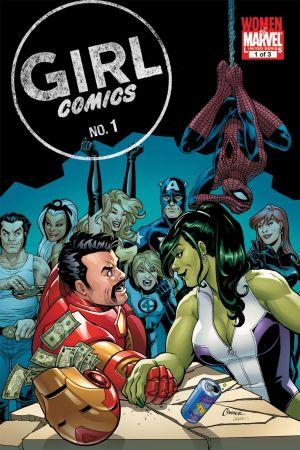 Girl Comics #1