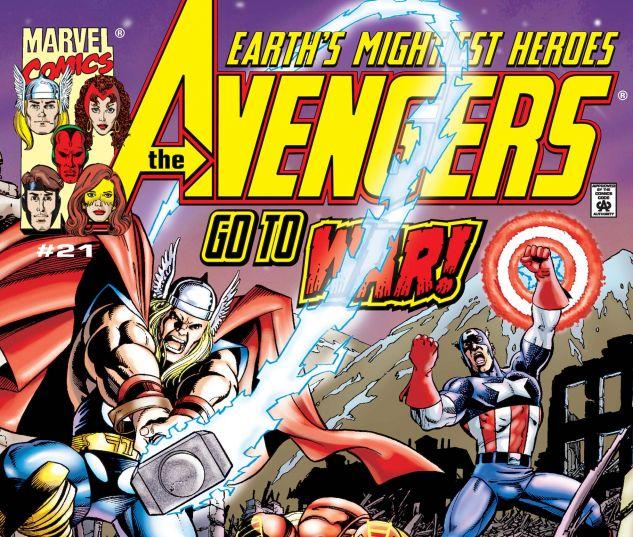 Avengers (1998) #21
