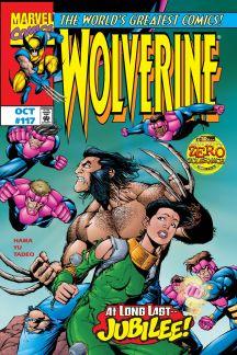 Wolverine (1988) #117