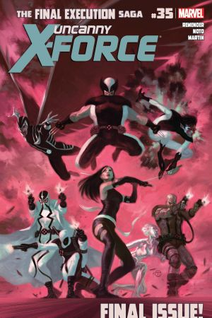 Uncanny X-Force (2010) #35