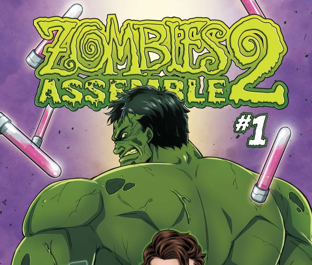 cover from Zombies Assemble 2 (2017) #1