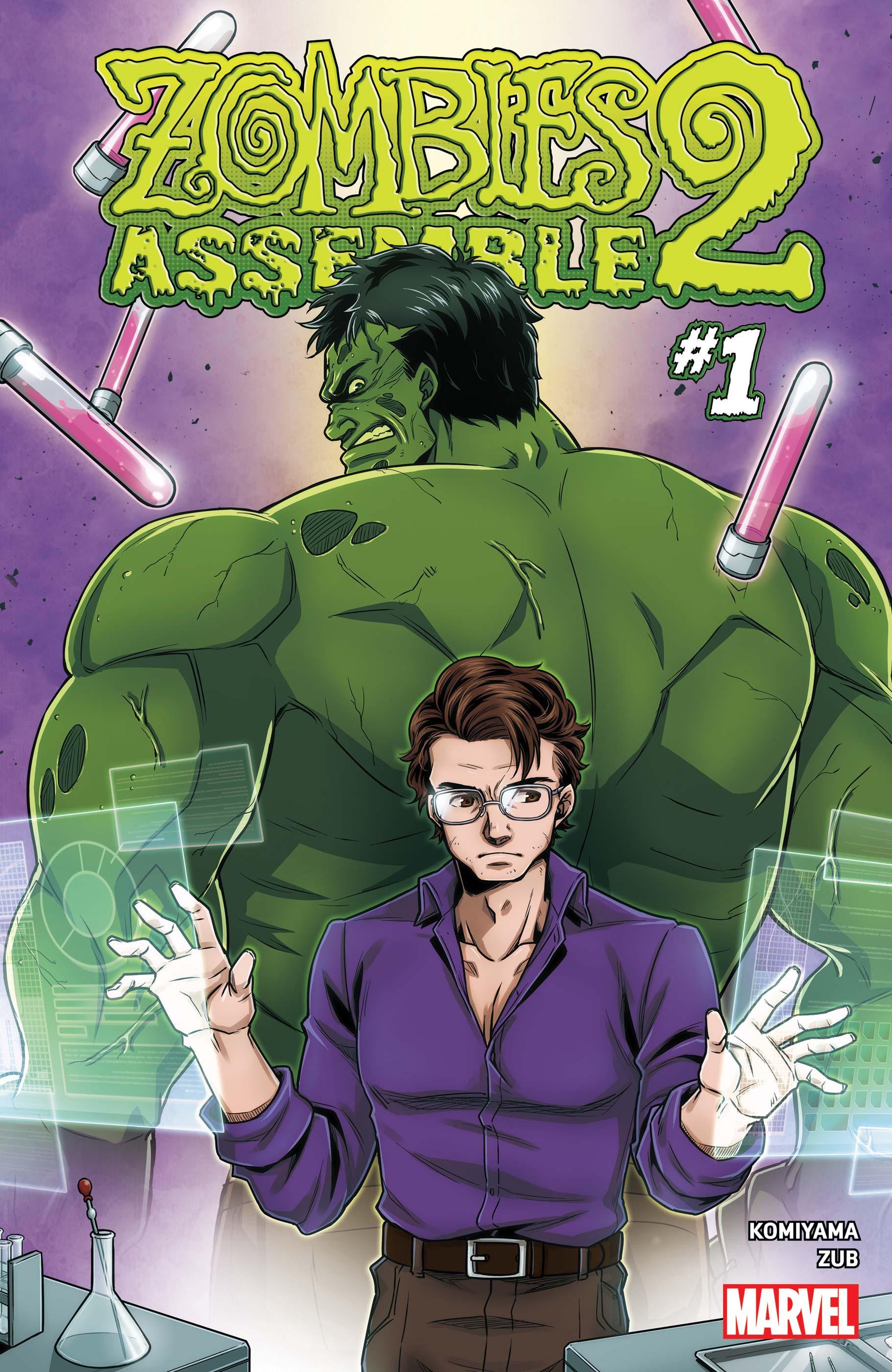 Zombies Assemble 2 (2017) #1