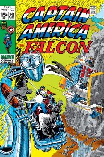 Captain America (1968) #141