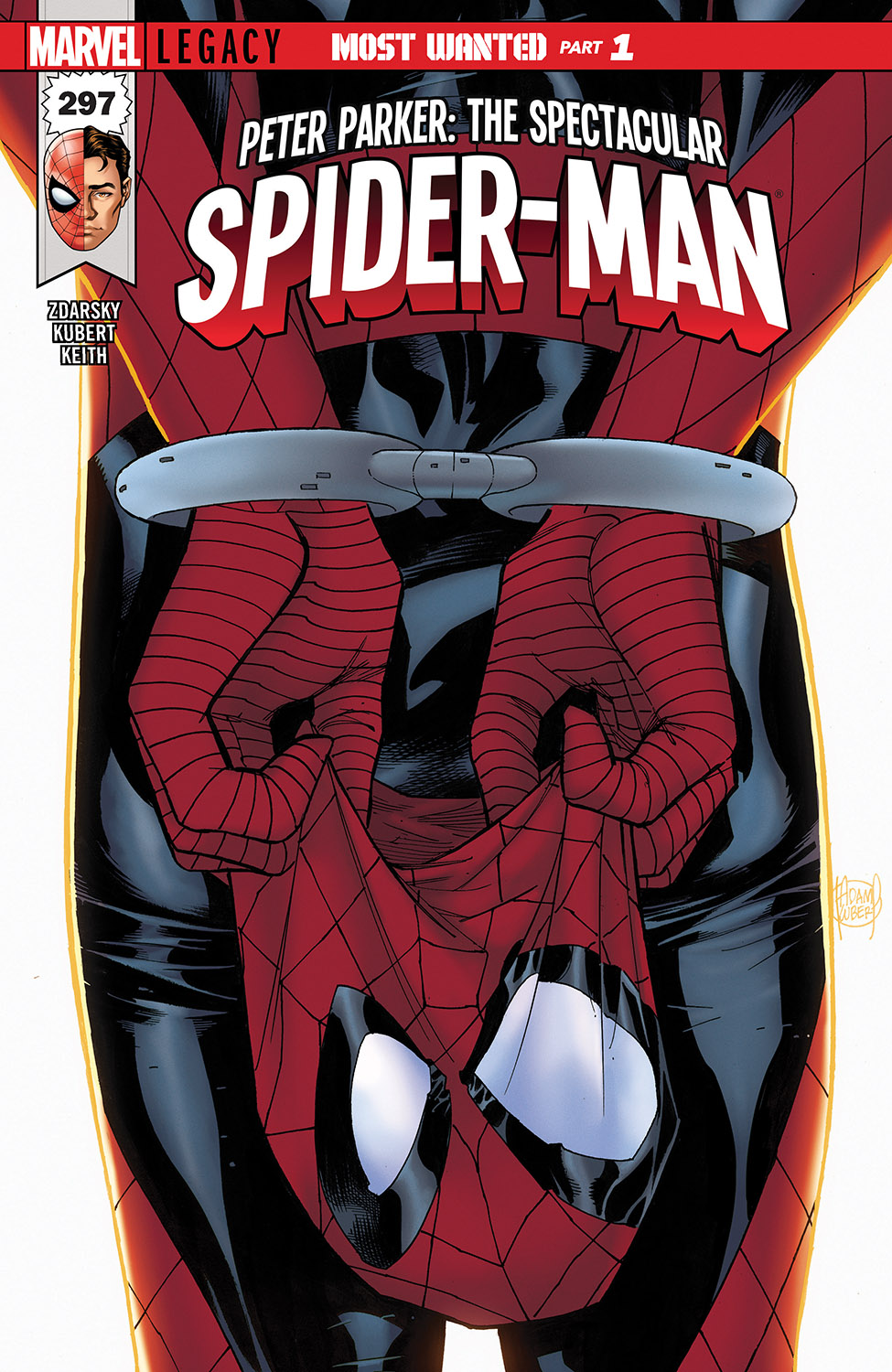 Peter Parker: The Spectacular Spider-Man (2017) #297