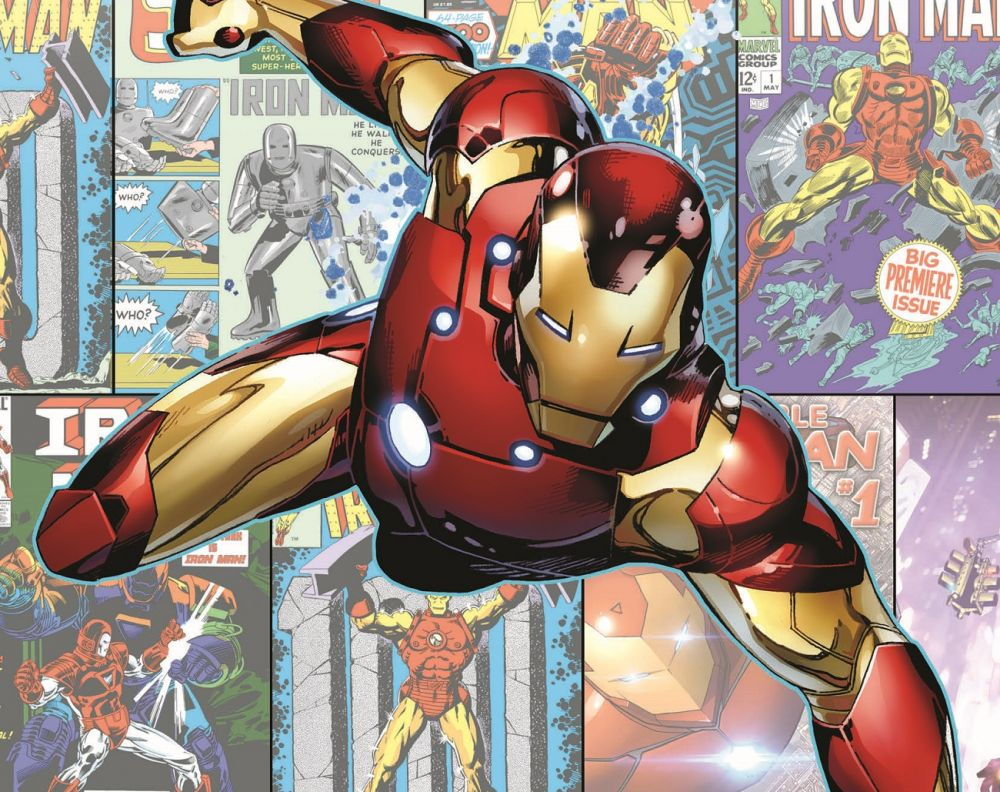 Olivier Coipel Celebrates Invincible Iron Man #6