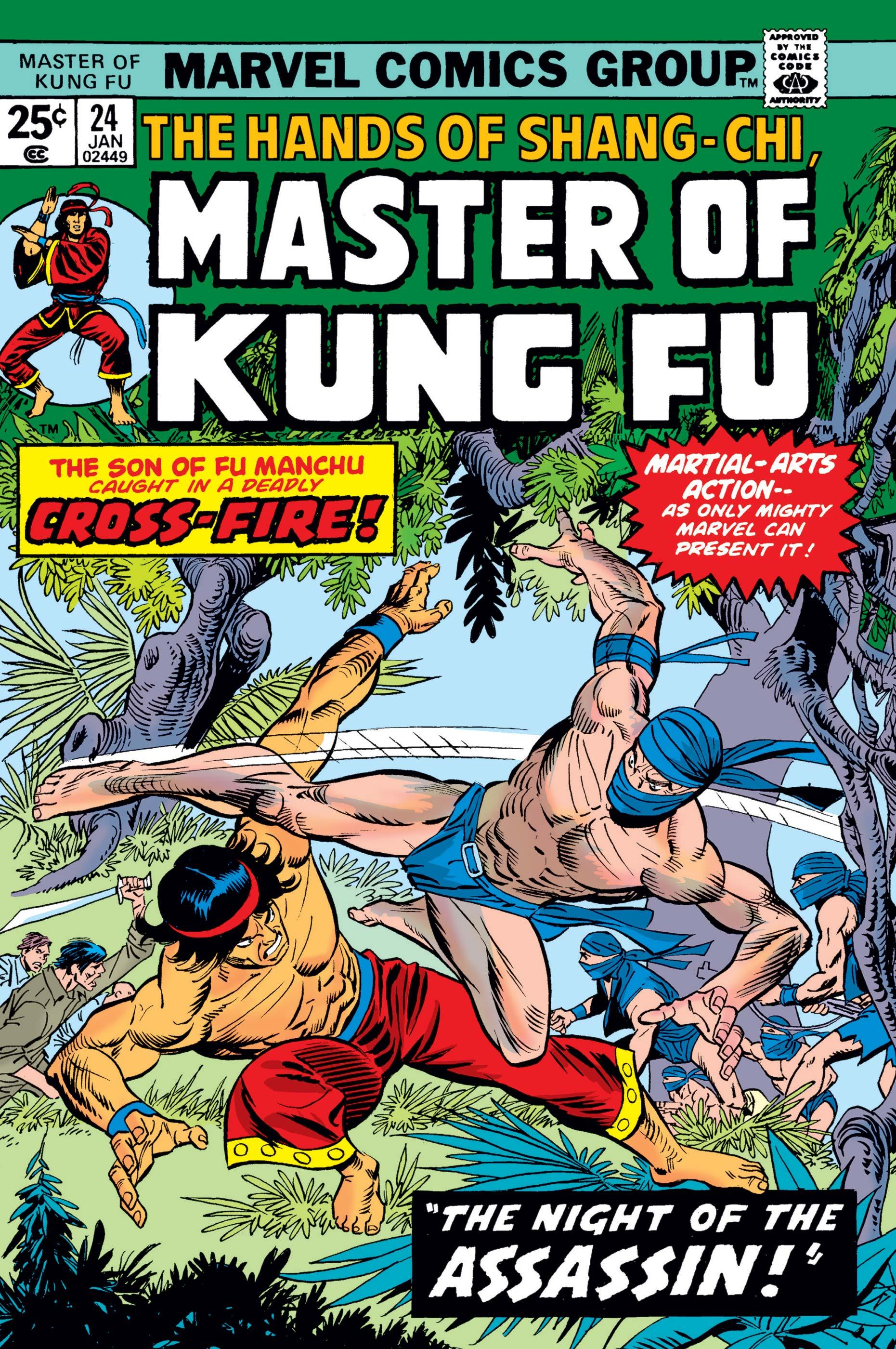 Master of Kung Fu (1974) #24
