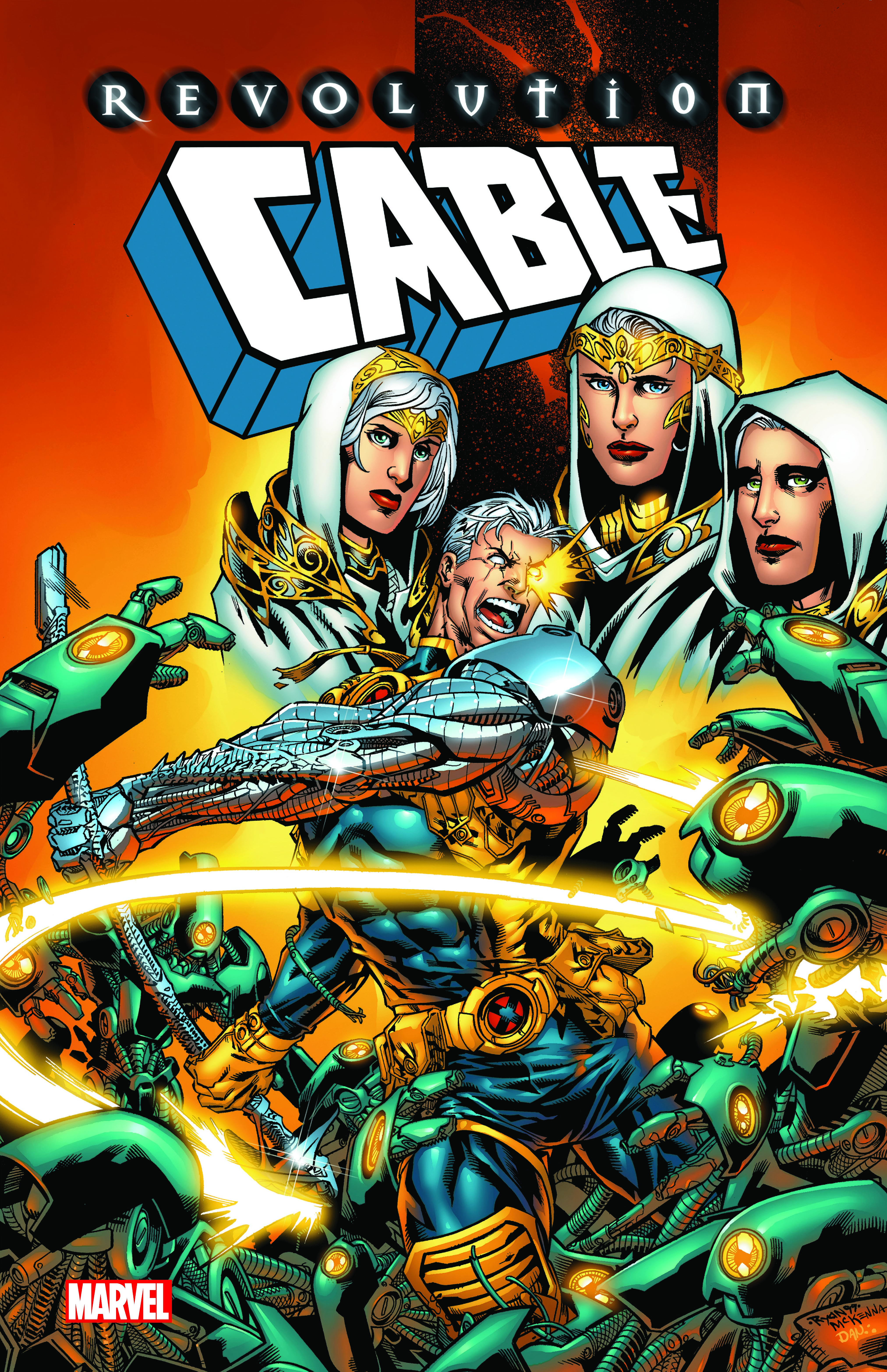 Cable: Revolution (Trade Paperback)