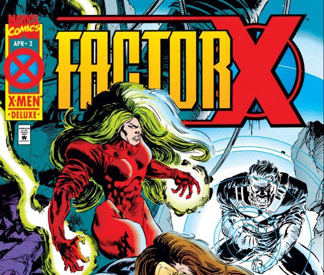 Factor X (1995) #2