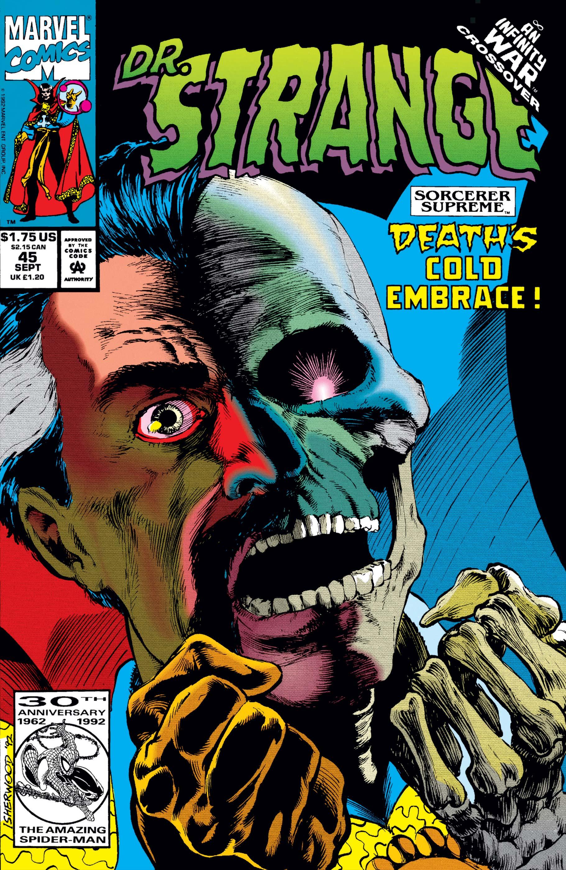 Doctor Strange, Sorcerer Supreme (1988) #45