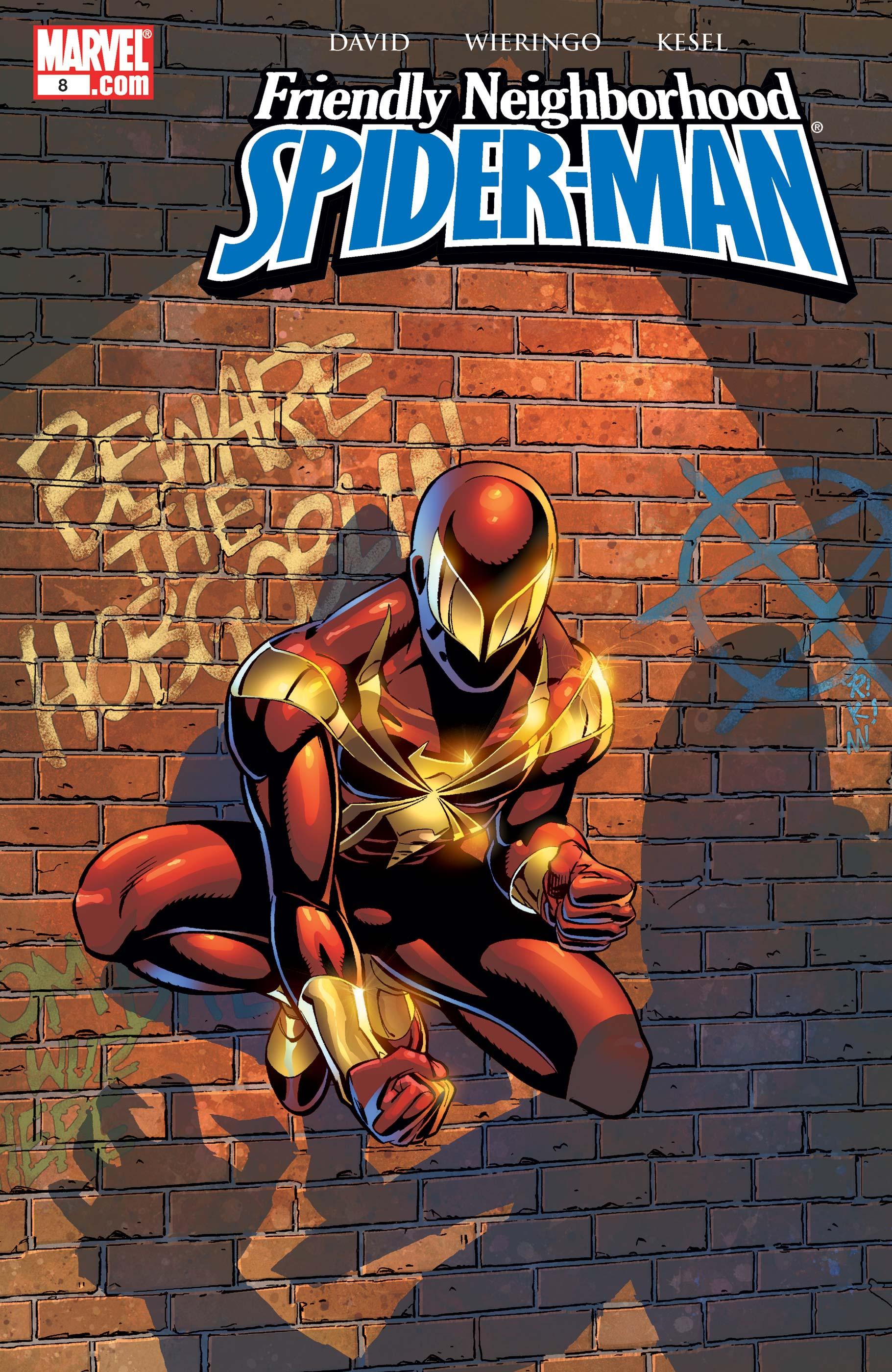 Friendly Neighborhood Spider-Man (2005) #8