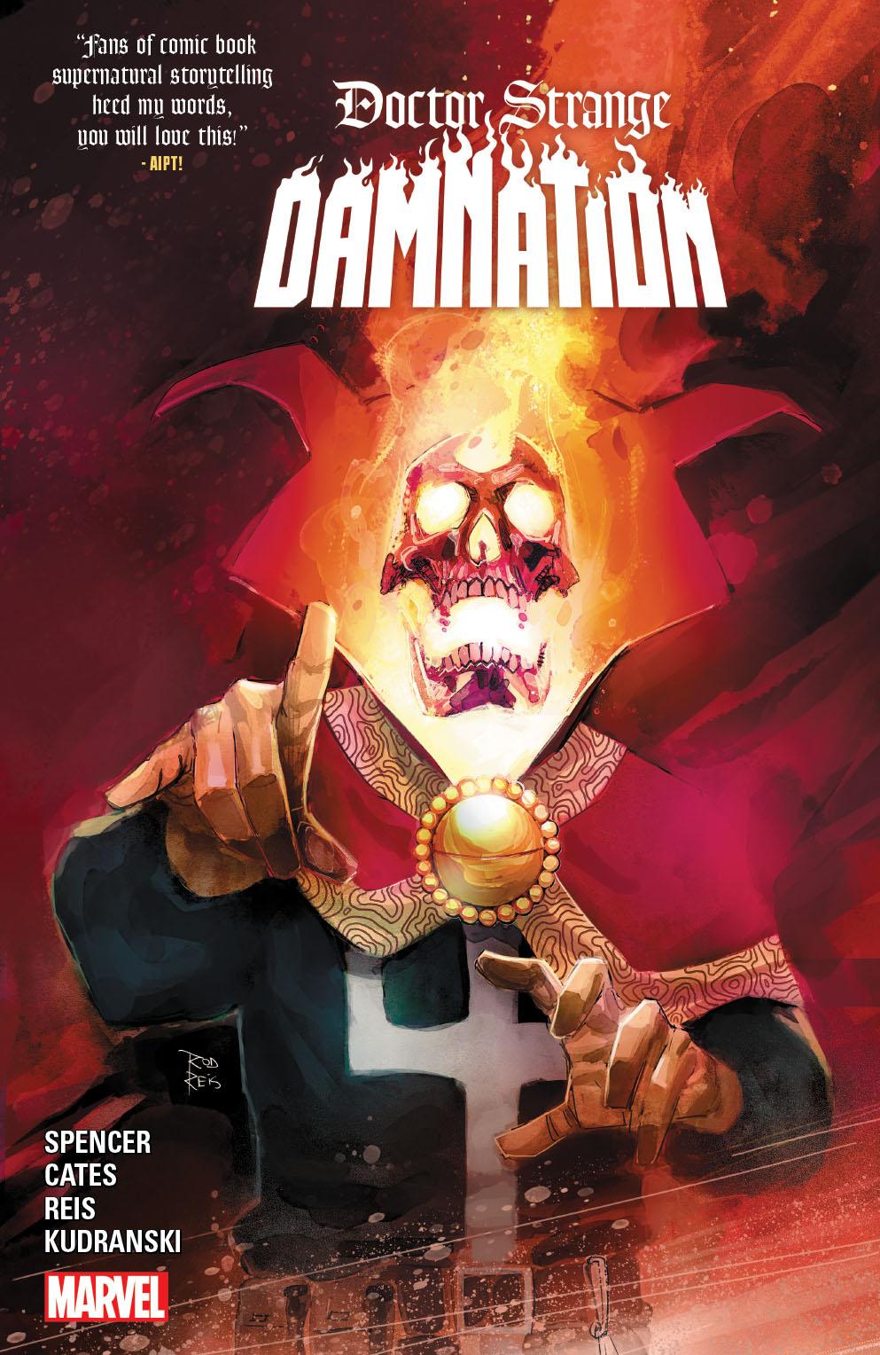 Doctor Strange: Damnation (Trade Paperback)