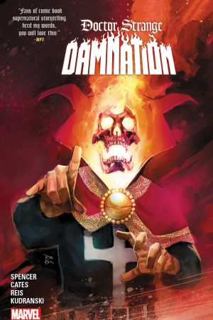 Doctor Strange: Damnation (Trade Paperback)