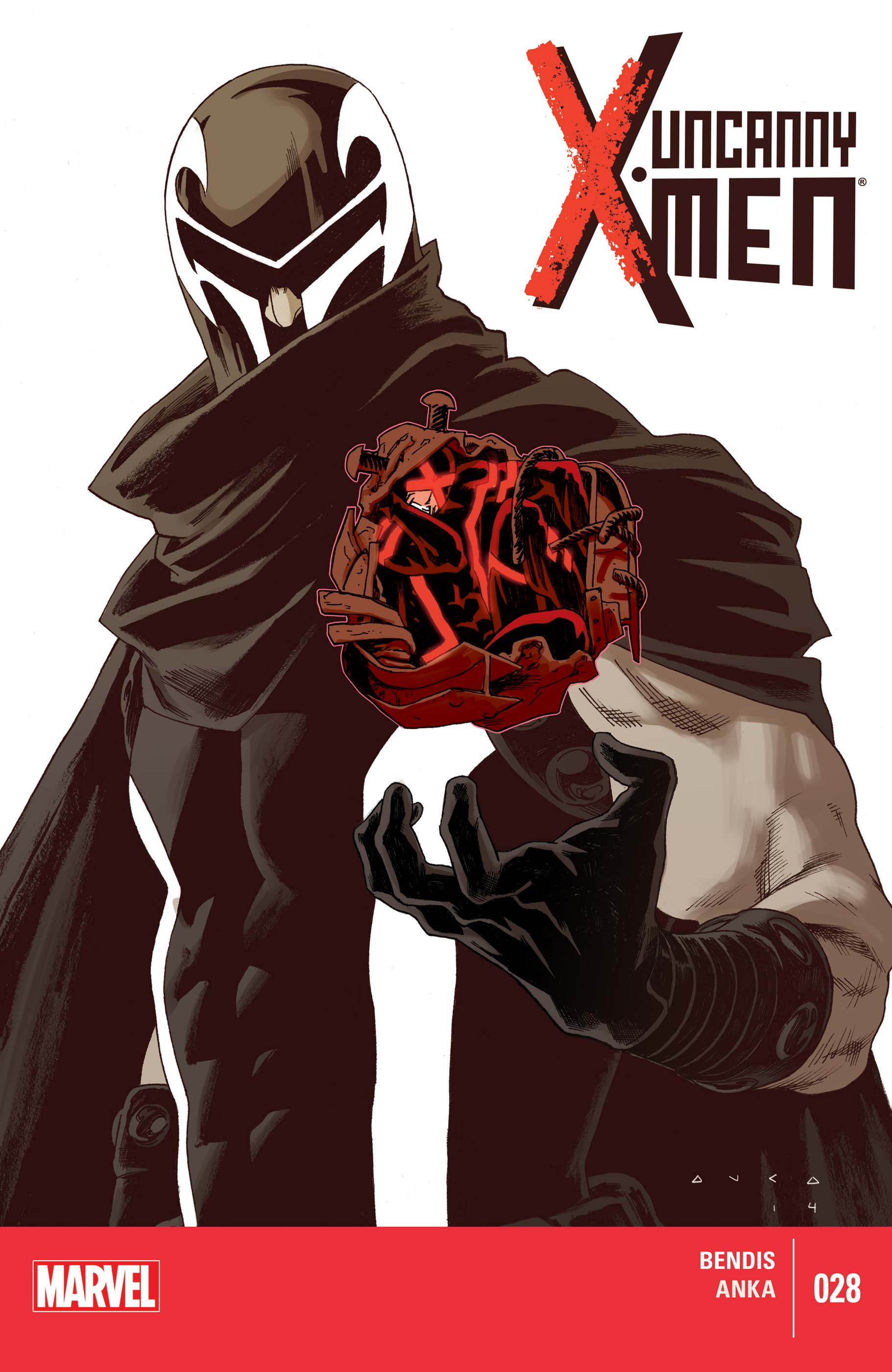 Uncanny X-Men (2013) #28