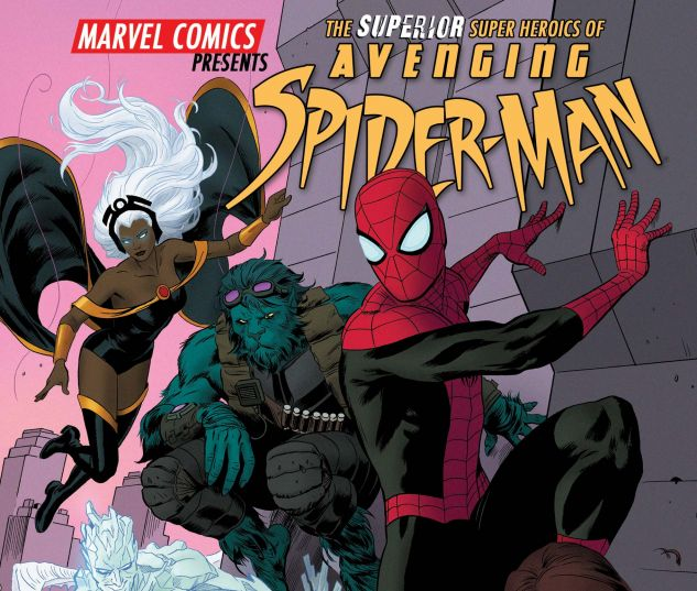 Avenging Spider-Man (2011) #16