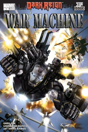 War Machine #1