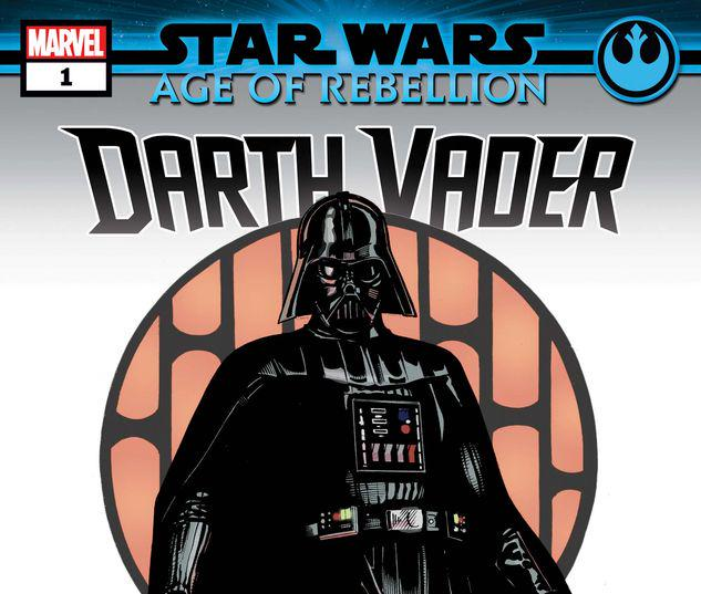 STAR WARS: AGE OF REBELLION - DARTH VADER 1 #1