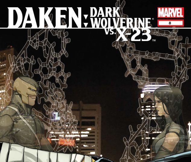Daken: Dark Wolverine (2010) #8