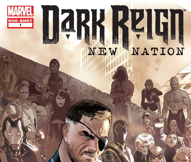 DARK REIGN: NEW NATION (2008) #1