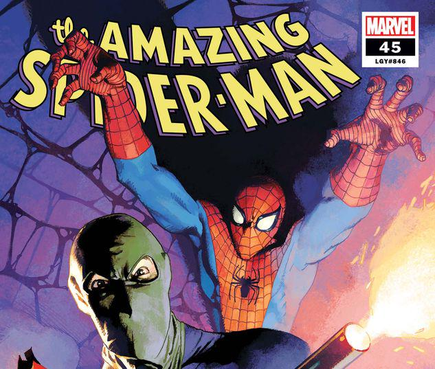 The Amazing Spider-Man #45